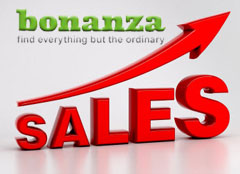Sales Booming for Merchants Selling on Bonanza